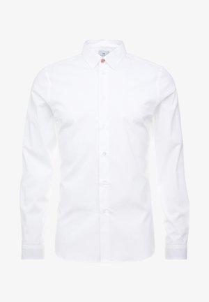 SHIRT SLIM FIT - Formální košile - white