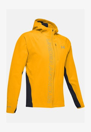 QUALIFIER OUTRUN THE STORM  - Training jacket - lunar orange