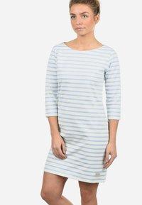 Blendshe - ENI - Jersey dress - light blue - 0