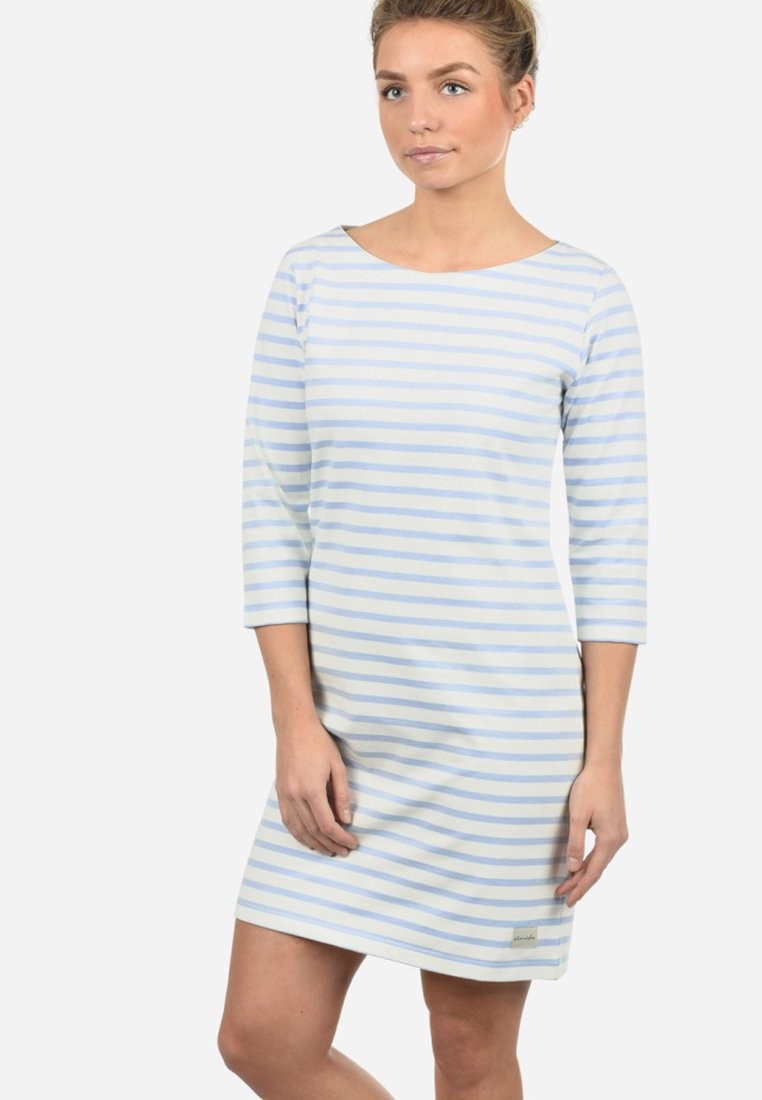 Blendshe - ENI - Jersey dress - light blue