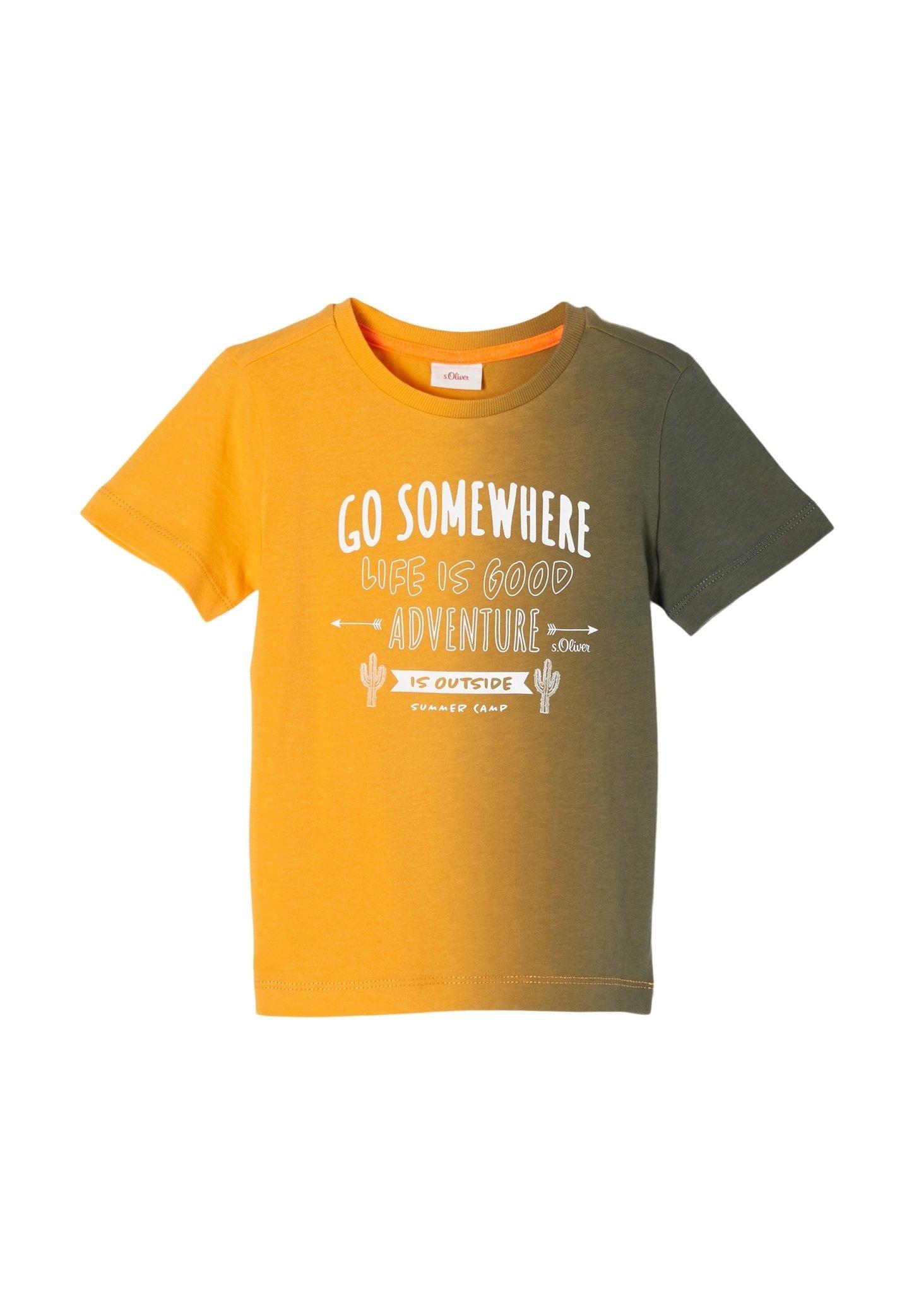 Kinder MIT FARBVERLAUF - T-Shirt print