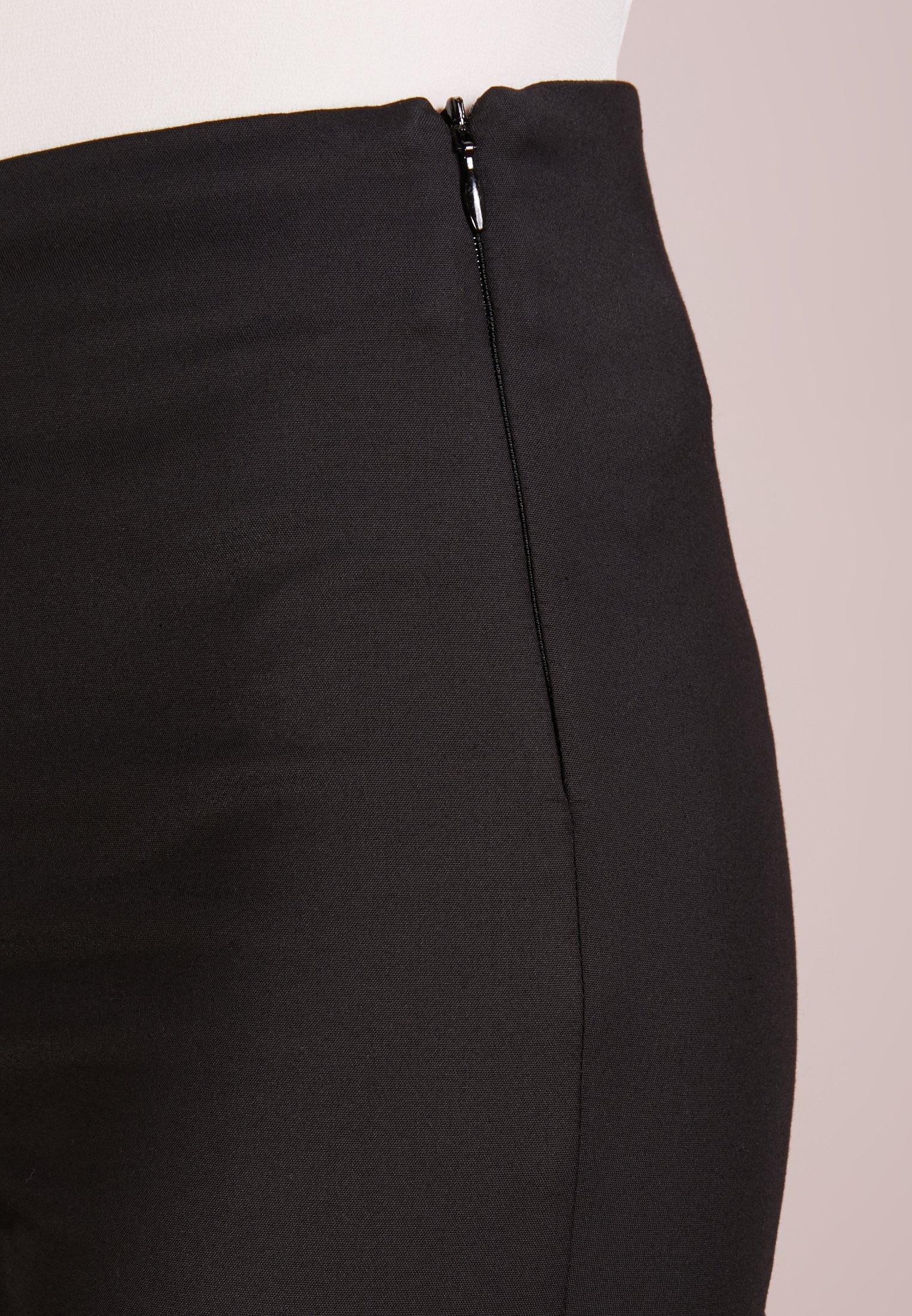 Filippa K MILA PANTS - Bukse - black