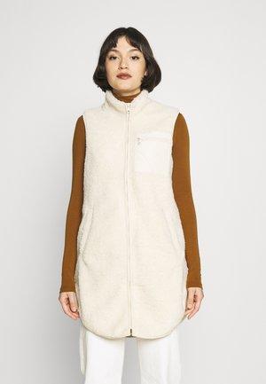 VEST ISELIN - Waistcoat - white