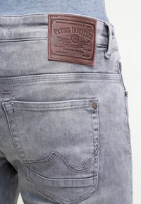 Petrol Industries - SEAHAM - Jeans slim fit - dustysilver - 5