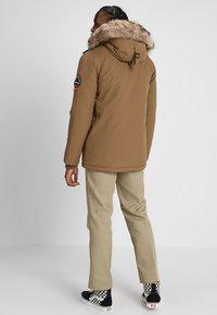 Superdry - EVEREST - Winter coat - flaxon - 2