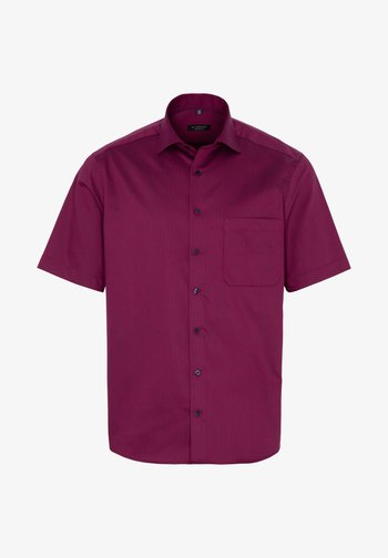 COMFORT FIT - Shirt - wine red