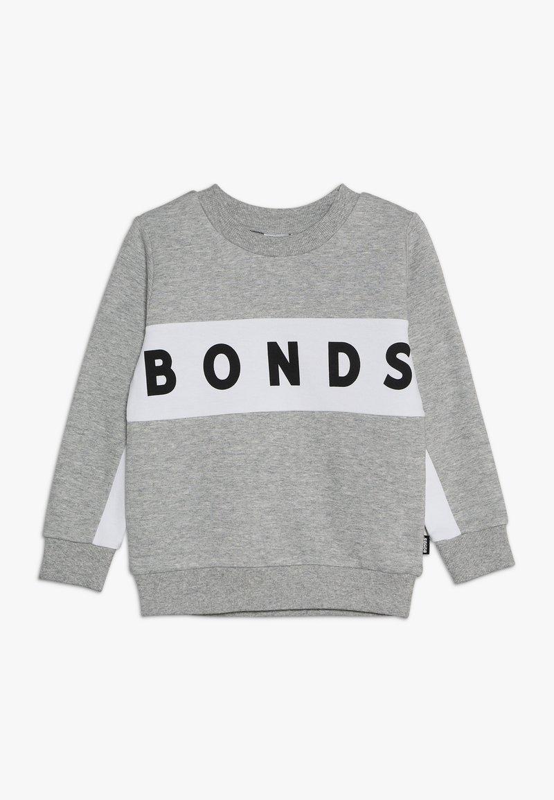 Bonds - COOL - Sweatshirts - new grey marle/white