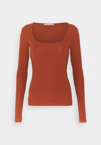 Anna Field - Long sleeved top - brown - 5