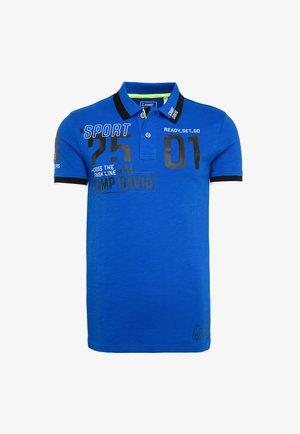 Polo shirt - urban blue