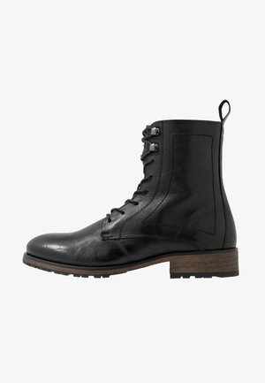 MATTHEW - Lace-up ankle boots - black