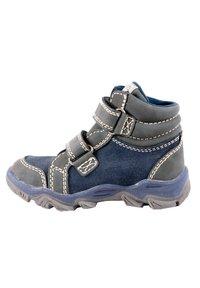 Pio - Winter boots - navy - 4