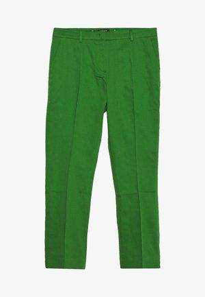 TROUSER - Trousers - deep grass