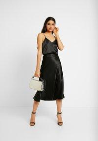 EDITED - MAKANI SKIRT - A-line skirt - schwarz - 1