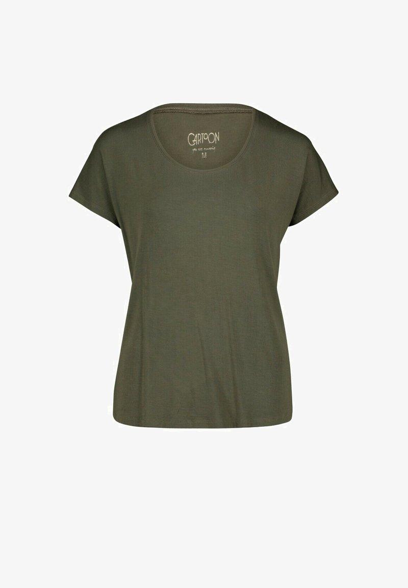 Cartoon - T-shirt basic - green