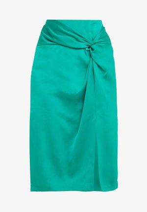 WINTA SKIRT - Pencil skirt - emerald