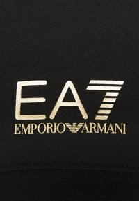 EA7 Emporio Armani - Collegepaita - black/gold - 5