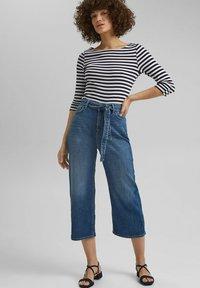 Esprit - Straight leg jeans - blue dark washed - 1