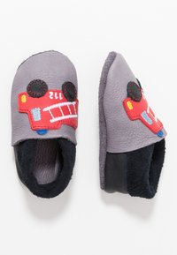 POLOLO - FEUERWEHR - First shoes - graphit nero - 0