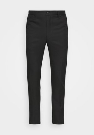 TECH TROUSER - Bukse - caviar