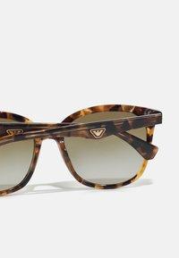 Emporio Armani - Sunglasses - havana grey - 2