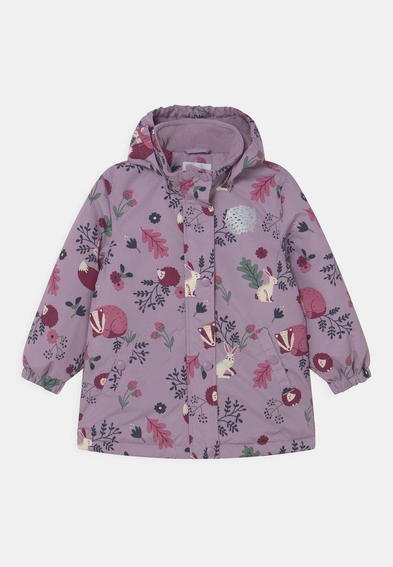 Lindex - MINI UNISEX - Winter jacket - light lilac
