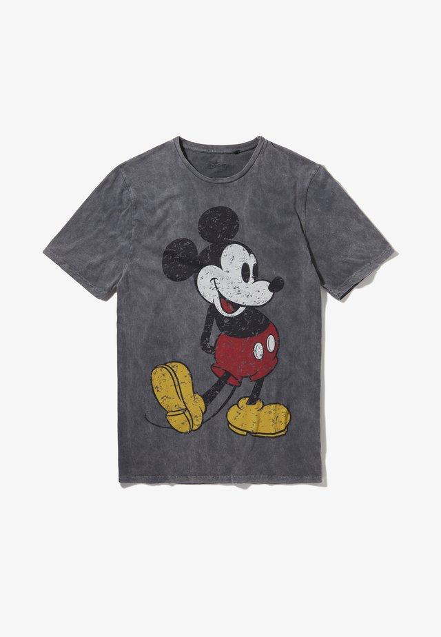 Disney Mickey Classic Pose - T-shirt print - grau