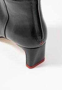 Aeyde - SIDNEY - Vysoká obuv - black - 2