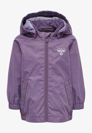 BASSA - Outdoorjas - chinese violet