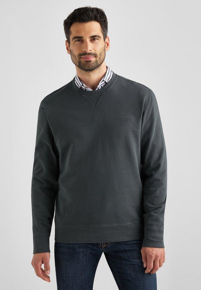 SANTO - Sweatshirt - stahlblau