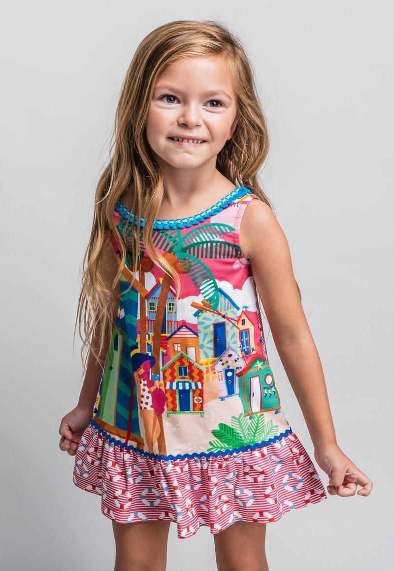 Rosalita Senoritas - Day dress - multi coloured