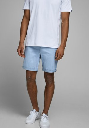 CHINOSHORTS KLASSISCHE - Shorts - ashley blue
