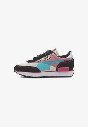 Trainers - gray violet-foxglove