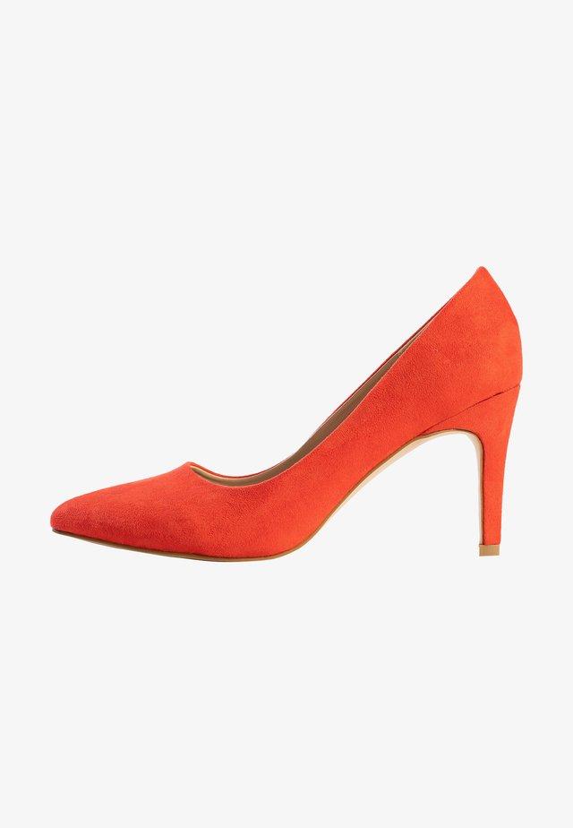 CODY - High heels - red