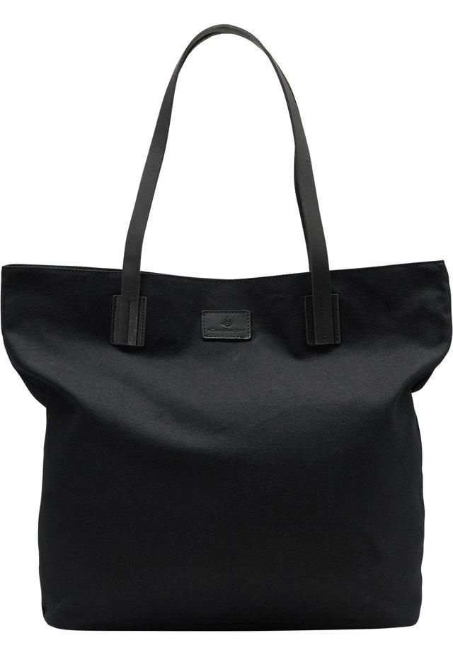 DREIMASTER SHOPPER - Shopping bag - schwarz