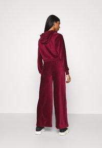 Ellesse - JUSTIA - Zip-up hoodie - burgundy - 2