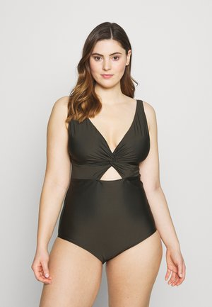 NAXOS - Swimsuit - khaki