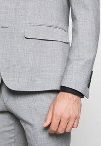 Bruun & Stengade - ALSACE SET - Kostym - grey - 7