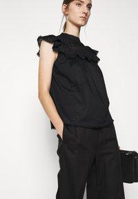 J.CREW - PATRICIA - Blouse - black - 4