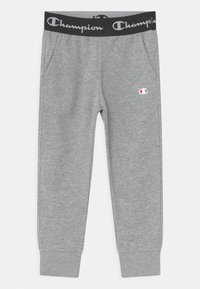 Champion - AMERICAN CLASSICS UNISEX - Tracksuit bottoms - mottled grey - 0