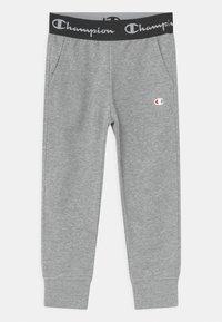 Champion - AMERICAN CLASSICS UNISEX - Teplákové kalhoty - mottled grey - 0