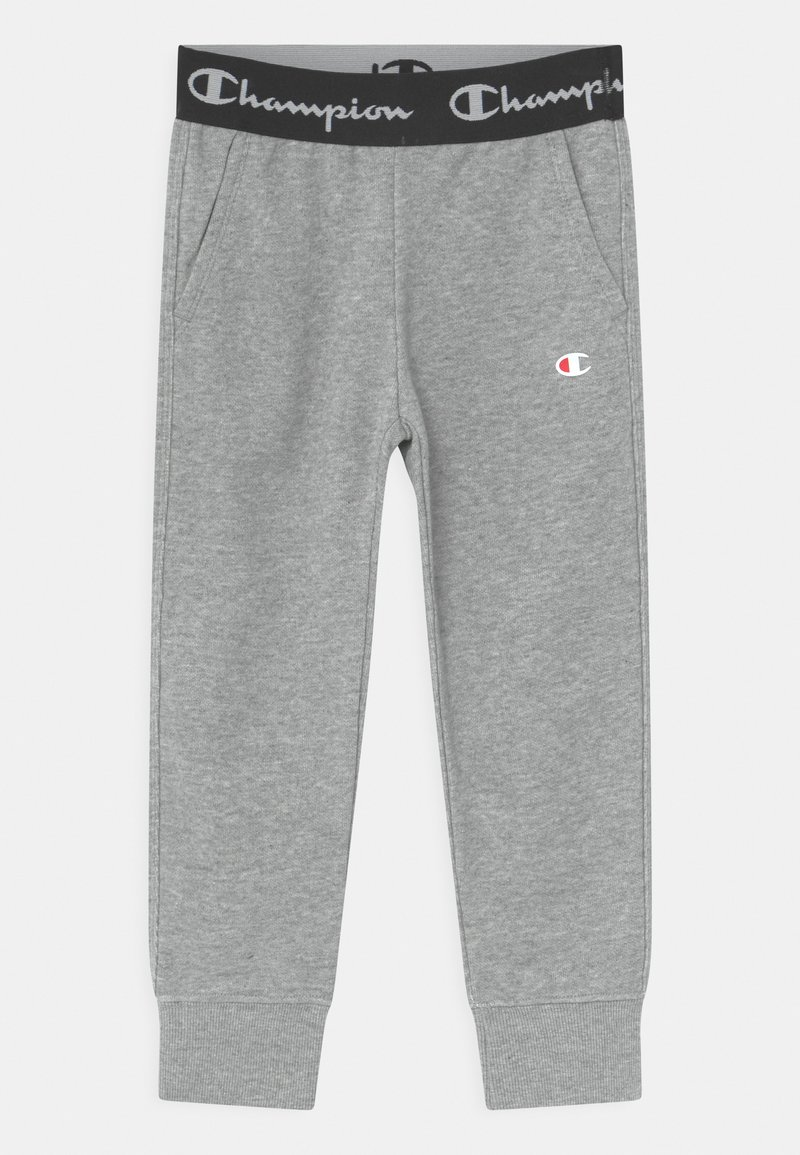 Champion - AMERICAN CLASSICS UNISEX - Tracksuit bottoms - mottled grey