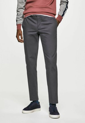 Chinos - charcoal