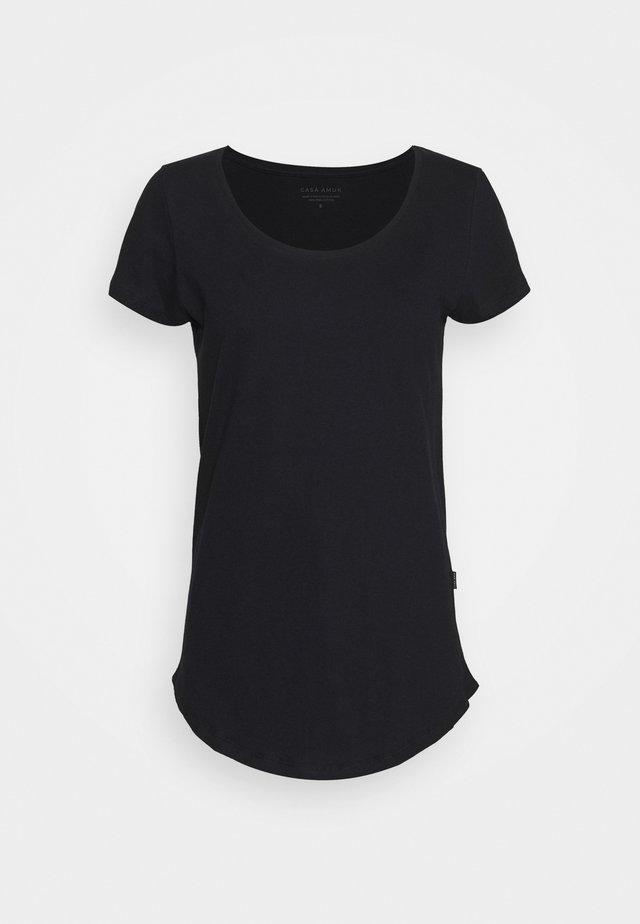 TALL TEE - T-shirt basic - midnight