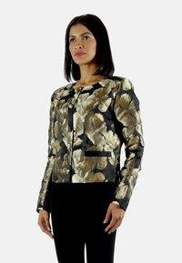 Aline Celi - Summer jacket - gold/black - 0