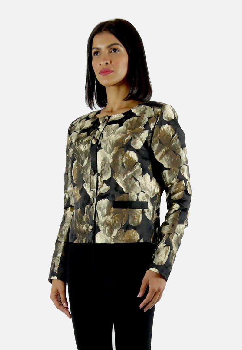 Aline Celi - Summer jacket - gold/black