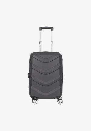 ARROW 2 4-ROLLEN KABINENTROLLEY 55 CM - Wheeled suitcase - black