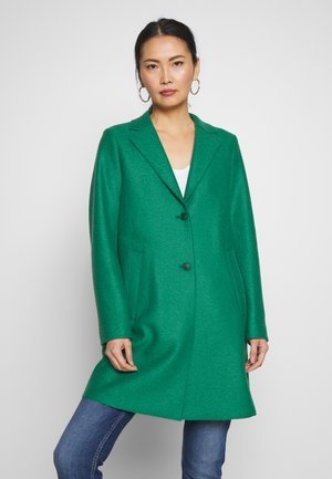 Classic coat - spring forest