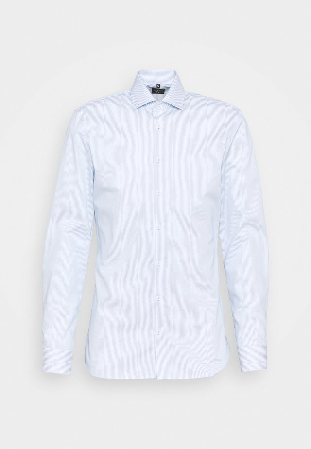 SUPER SLIM - Formal shirt - bleu