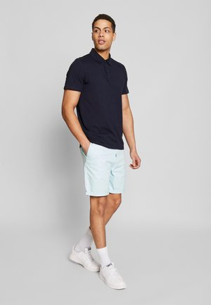 POLO DOUBLE 2 PACK - Piké - sky captain blue/blue