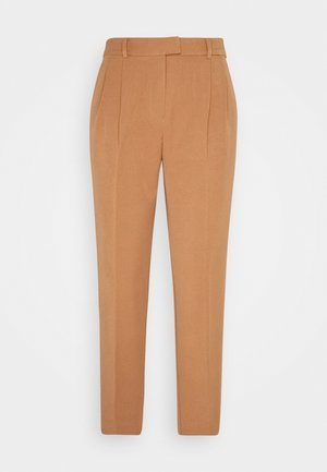 ONLEVILA-LANA CARROT PANT - Trousers - toasted coconut